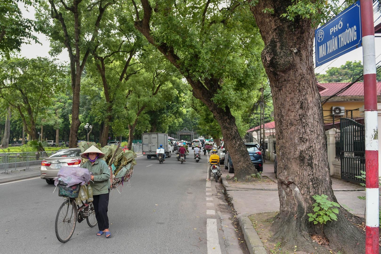 Điểm danh những con phố siêu ngắn ở Hà Nội - 1