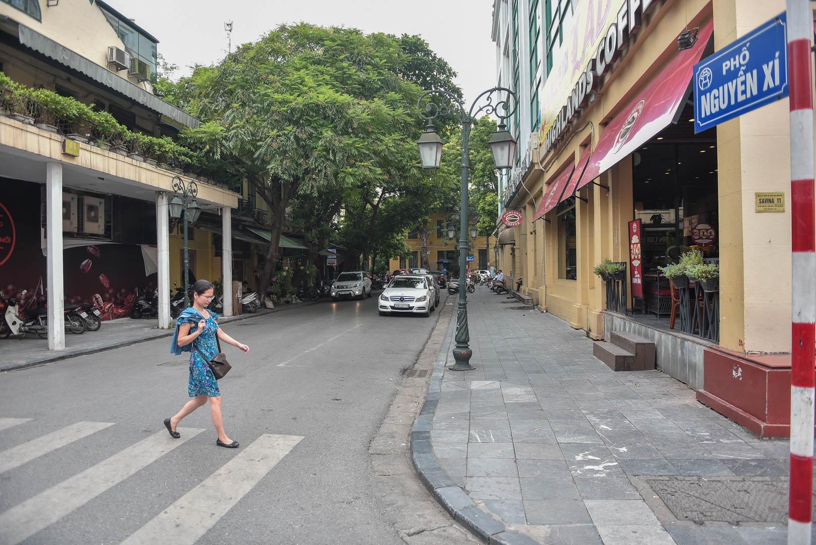 Điểm danh những con phố siêu ngắn ở Hà Nội - 3