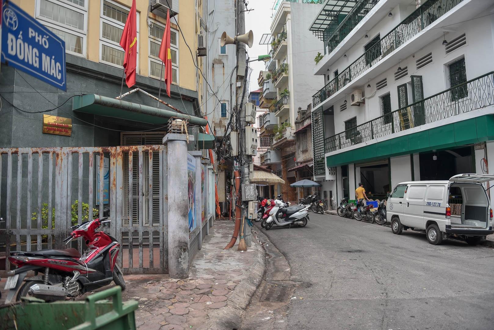 Điểm danh những con phố siêu ngắn ở Hà Nội - 13