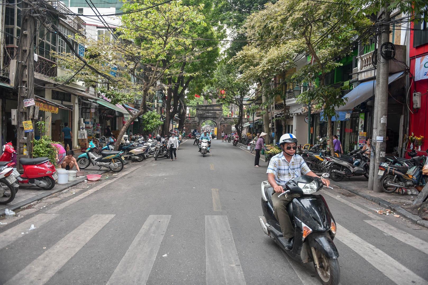 Điểm danh những con phố siêu ngắn ở Hà Nội - 6