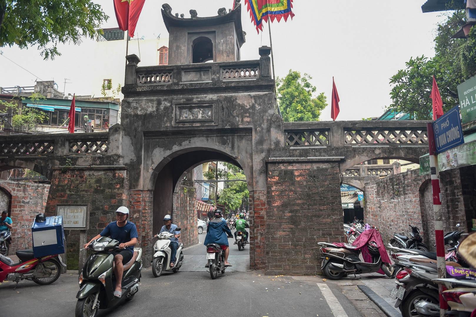 Điểm danh những con phố siêu ngắn ở Hà Nội - 5