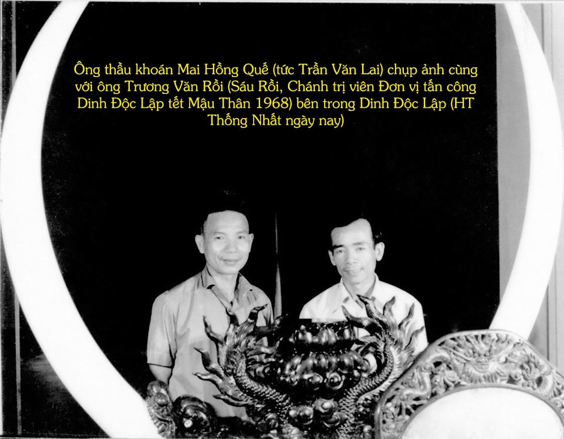 Con trai một biệt động Sài Gòn và hành trình phục dựng căn cứ hoạt động của cha - 20