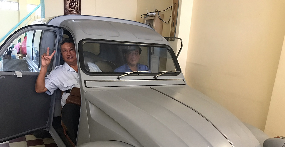 Con trai một biệt động Sài Gòn và hành trình phục dựng căn cứ hoạt động của cha - 8