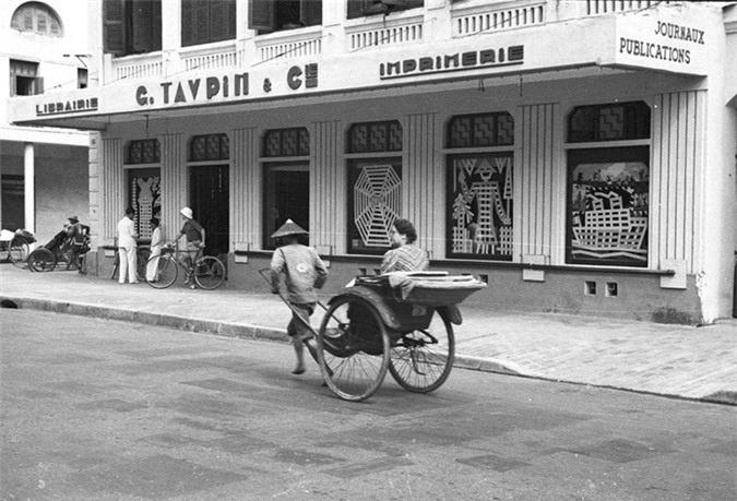 Hình ảnh Tràng Tiền - phố sang Hà Nội xưa và nay - 13