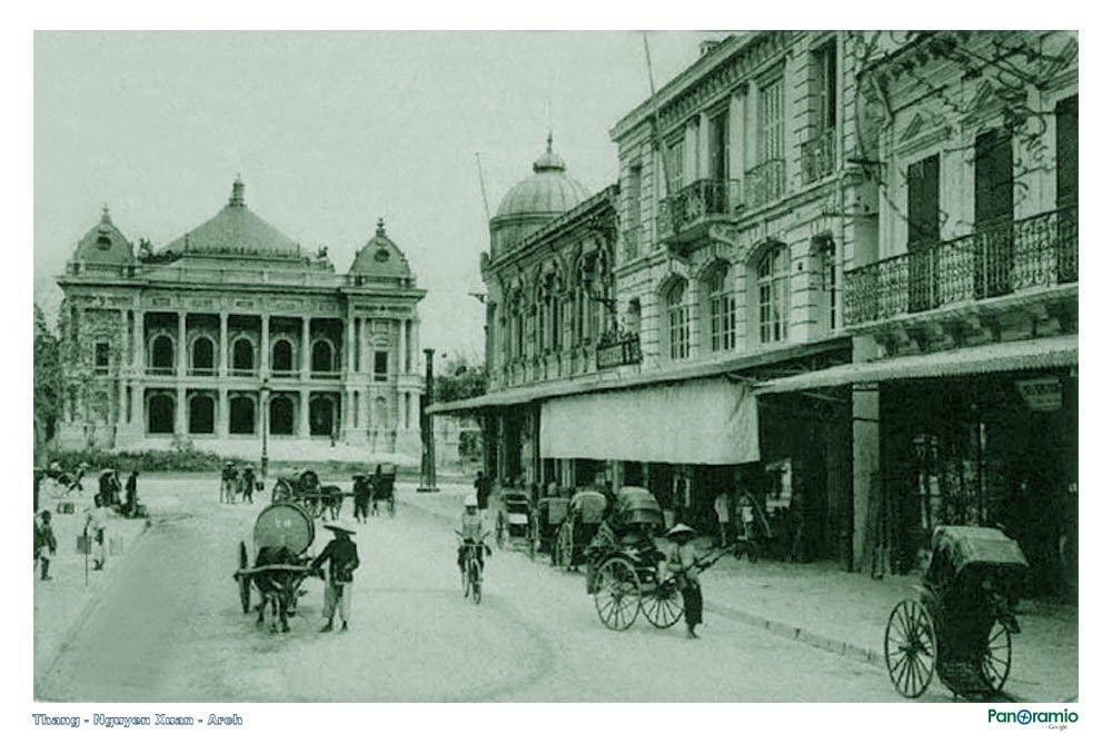 Hình ảnh Tràng Tiền - phố sang Hà Nội xưa và nay - 15