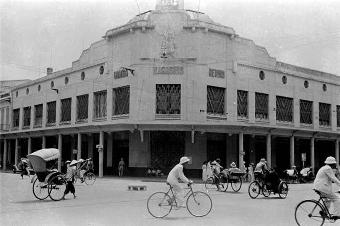 Hình ảnh Tràng Tiền - phố sang Hà Nội xưa và nay - 21