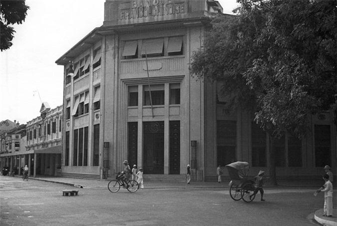 Hình ảnh Tràng Tiền - phố sang Hà Nội xưa và nay - 5