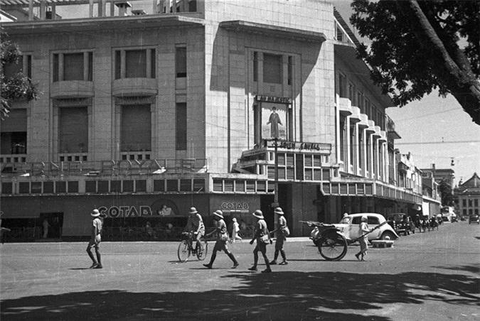 Hình ảnh Tràng Tiền - phố sang Hà Nội xưa và nay - 9