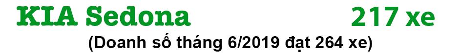 Phân khúc MPV tháng 7/2019: Mitsubishi Xpander quyết đấu Toyota Innova - 11