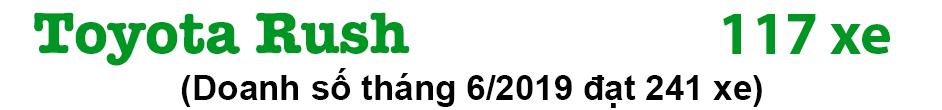 Phân khúc MPV tháng 7/2019: Mitsubishi Xpander quyết đấu Toyota Innova - 13