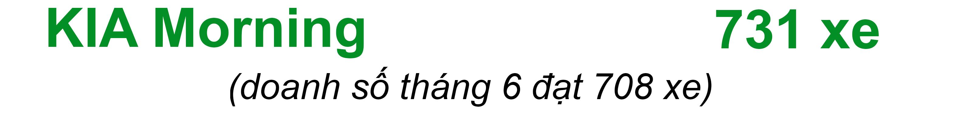 Phân khúc xe đô thị tháng 7/2019: Xáo trộn vì VinFast Fadil? - 9