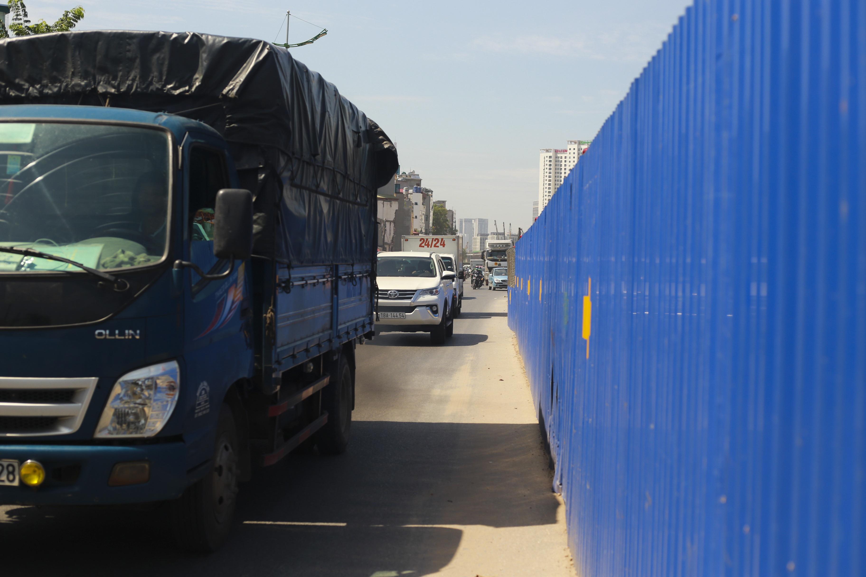 Toàn cảnh đại công trường đường 8.500 tỷ đồng ở cửa ngõ Hà Nội - 12