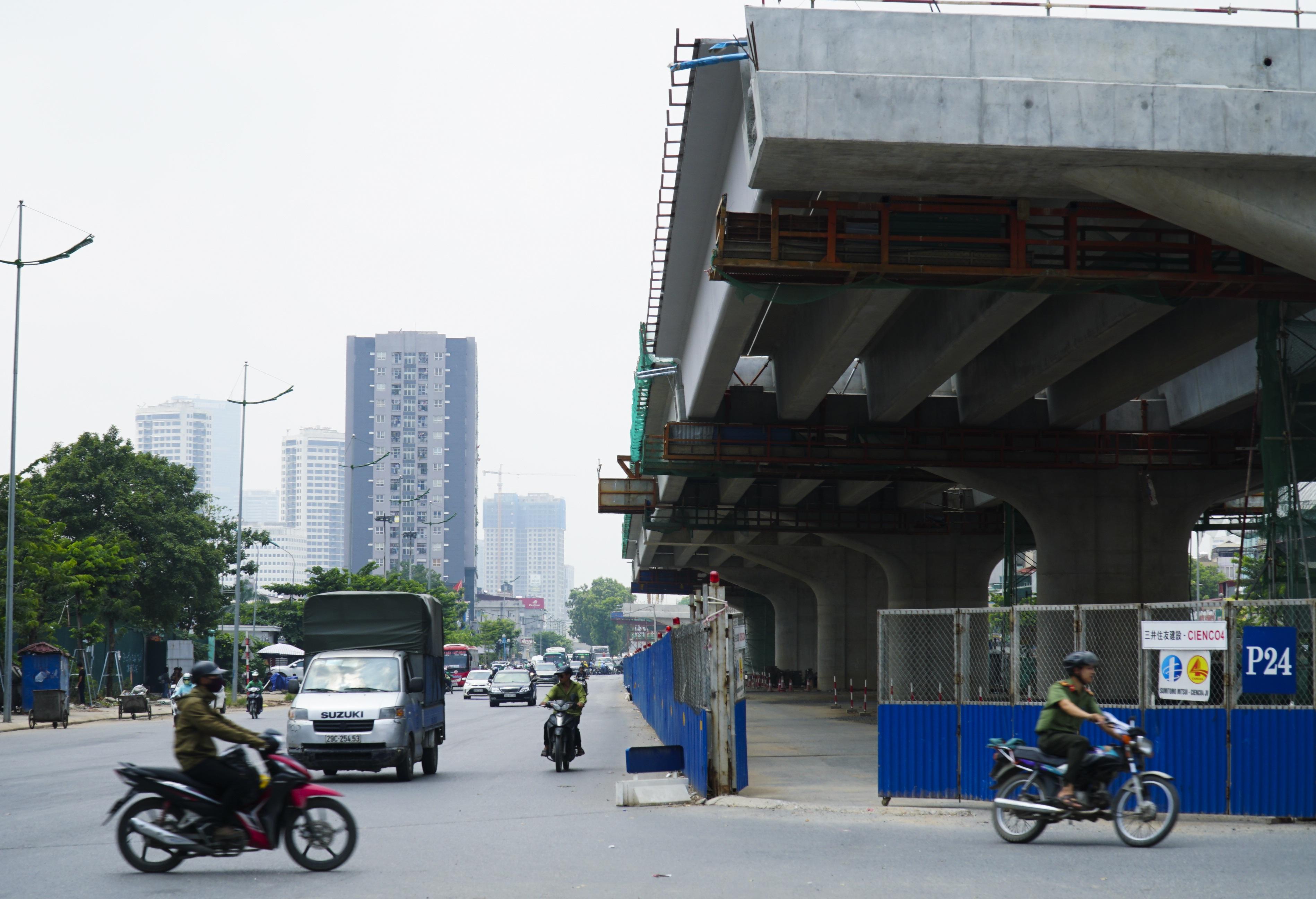 Toàn cảnh đại công trường đường 8.500 tỷ đồng ở cửa ngõ Hà Nội - 6