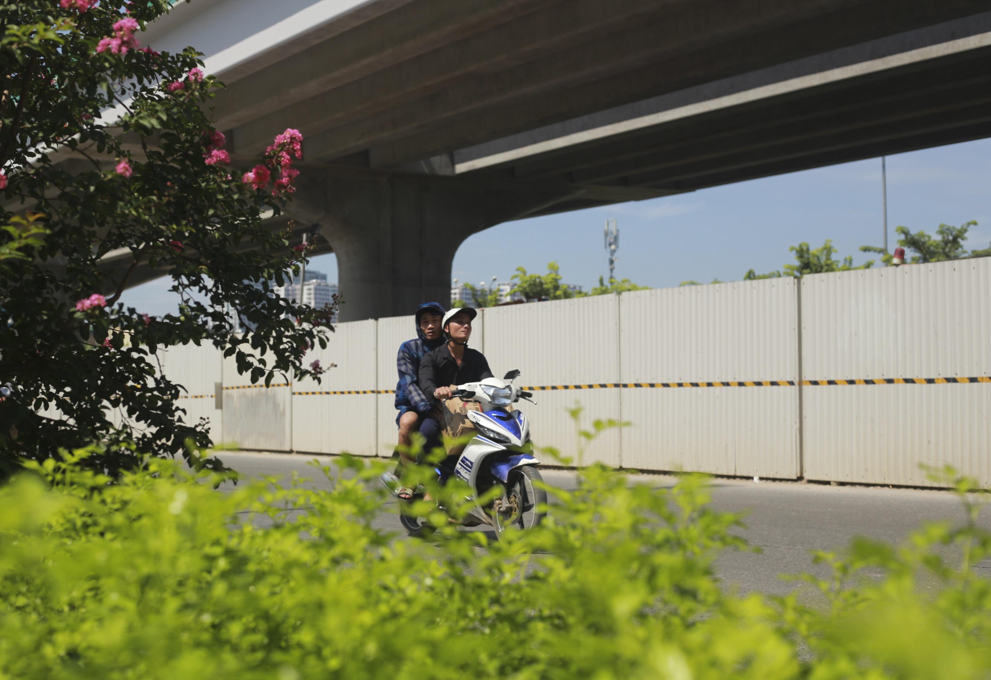 Toàn cảnh đại công trường đường 8.500 tỷ đồng ở cửa ngõ Hà Nội - 14