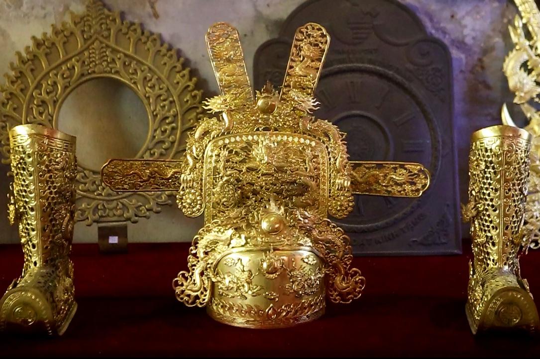 Bảo vật vô giá trong những ngôi đình cổ giữa lòng Hà Nội - 16