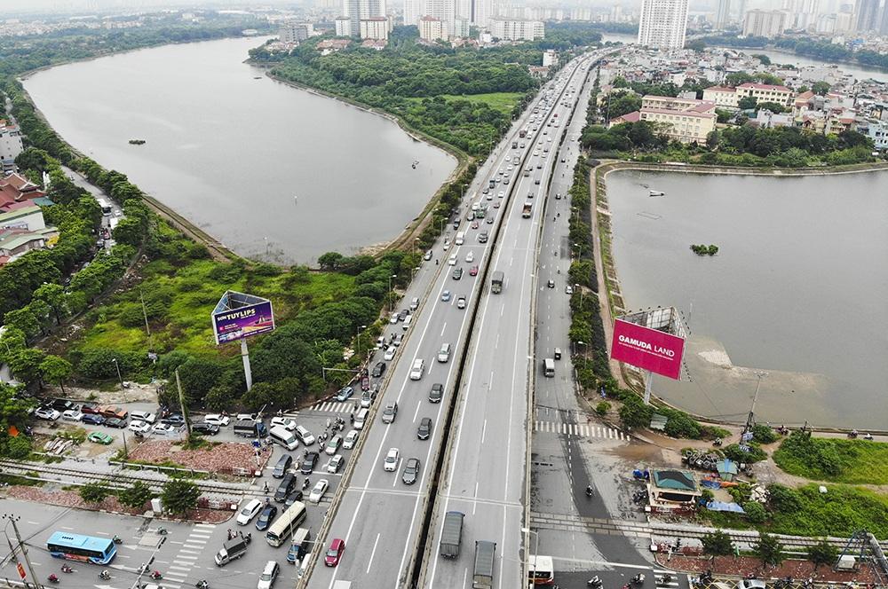 Những giao lộ khổng lồ thay đổi diện mạo cửa ngõ Thủ đô - 15