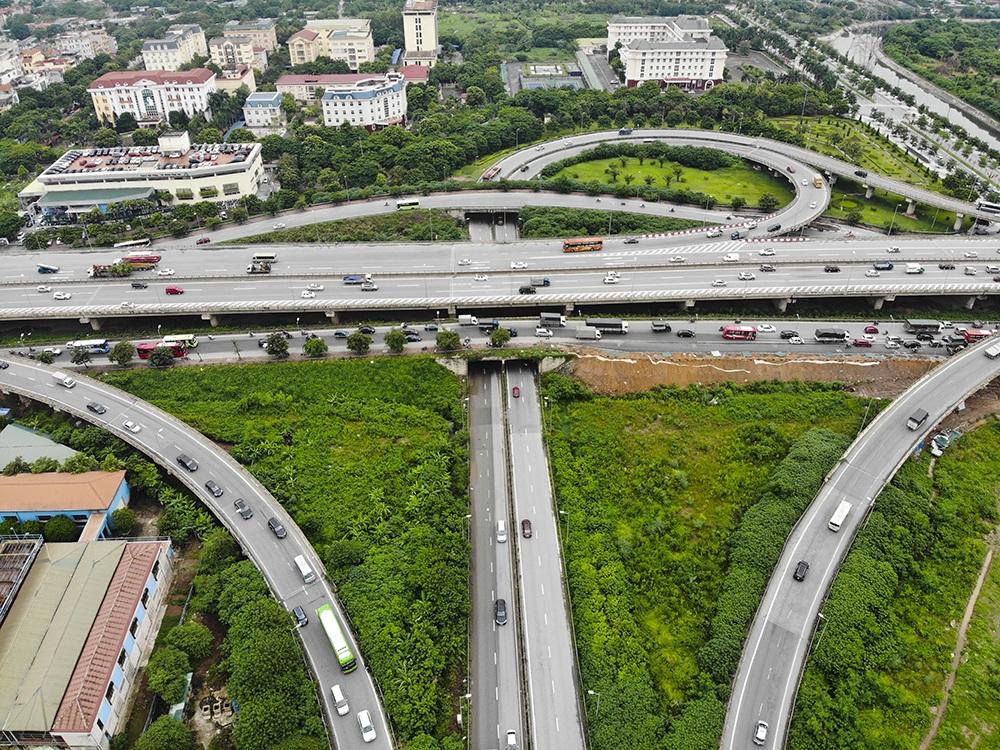 Những giao lộ khổng lồ thay đổi diện mạo cửa ngõ Thủ đô - 14