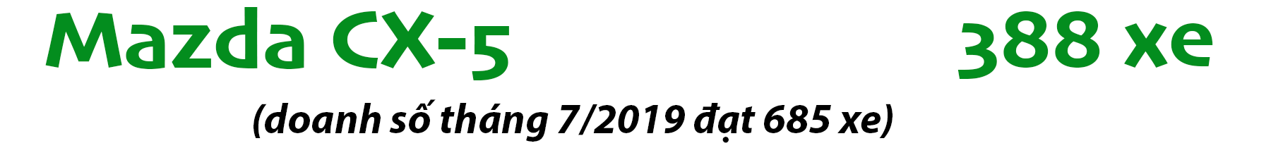 Phân khúc crossover tháng 8/2019: Xe lắp ráp trong nước thắng thế - 12
