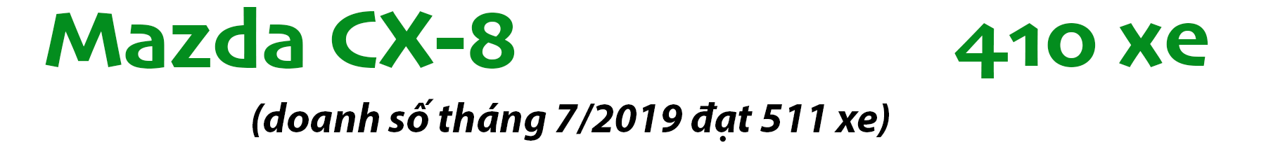 Phân khúc crossover tháng 8/2019: Xe lắp ráp trong nước thắng thế - 10