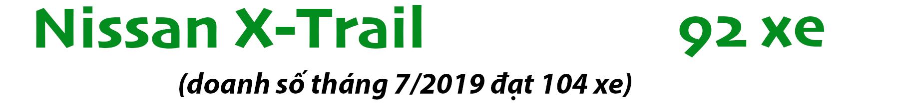 Phân khúc crossover tháng 8/2019: Xe lắp ráp trong nước thắng thế - 18