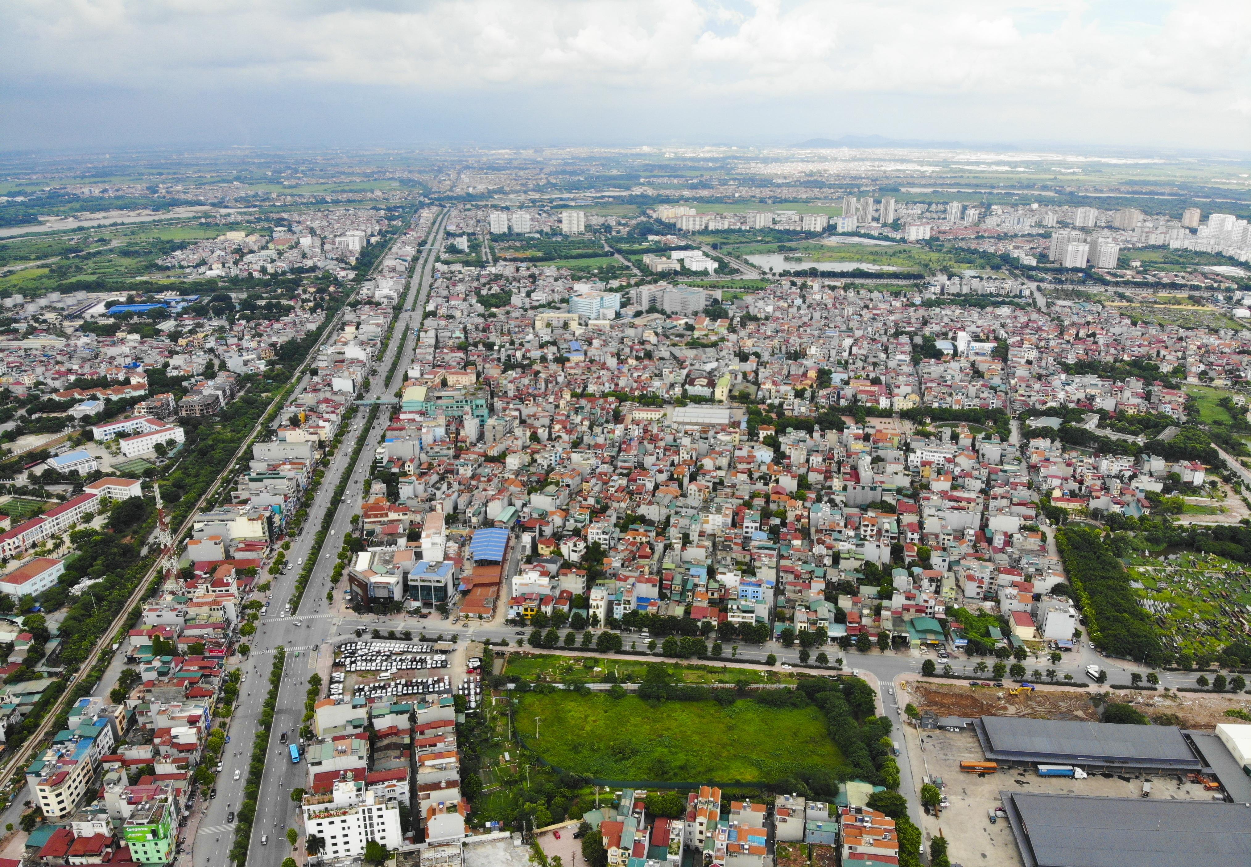 Những giao lộ khổng lồ thay đổi diện mạo cửa ngõ Thủ đô - 11