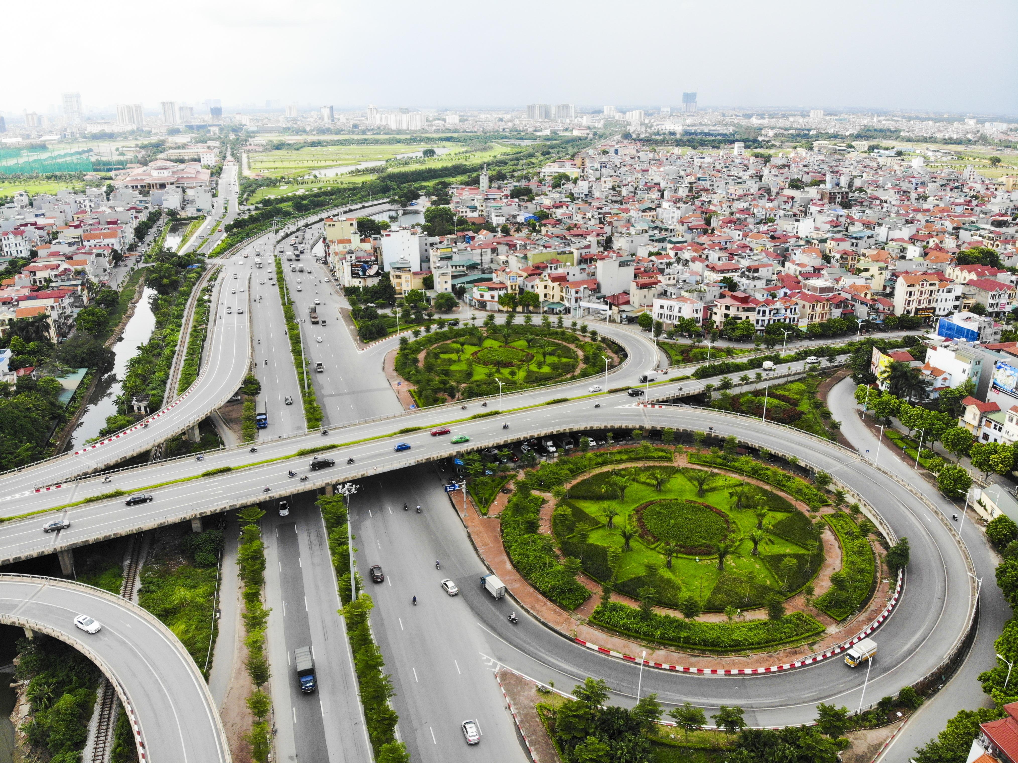Những giao lộ khổng lồ thay đổi diện mạo cửa ngõ Thủ đô - 12