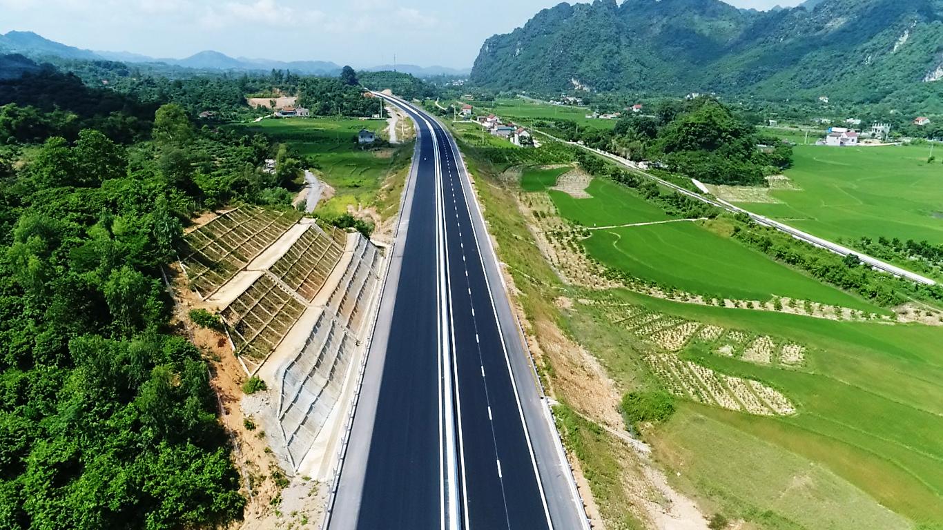 Sắp thông xe cao tốc 12.000 tỷ, từ Hà Nội đi Lạng Sơn chỉ còn 2 tiếng - 2