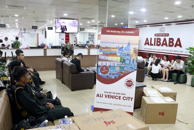 Công ty địa ốc Alibaba lừa đảo