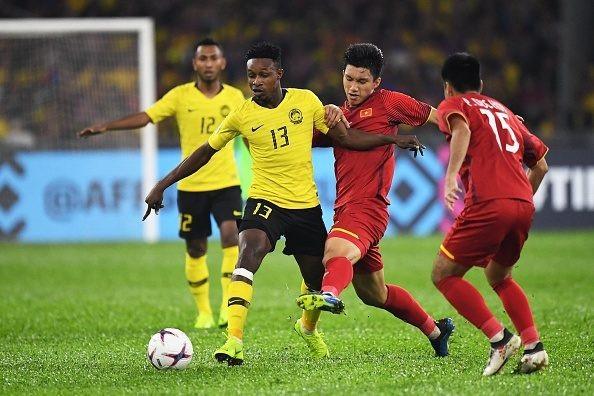 Ngôi sao Malaysia lĩnh án phạt nặng sau trận chung kết tại Mỹ Đình - Ảnh 1.