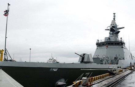 Tàu Hải quân Thái Lan FFG 471.