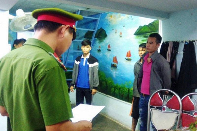 Điều tra nhóm đối tượng từ Bắc vào Bình Định hoạt động tín dụng đen - Ảnh 1.