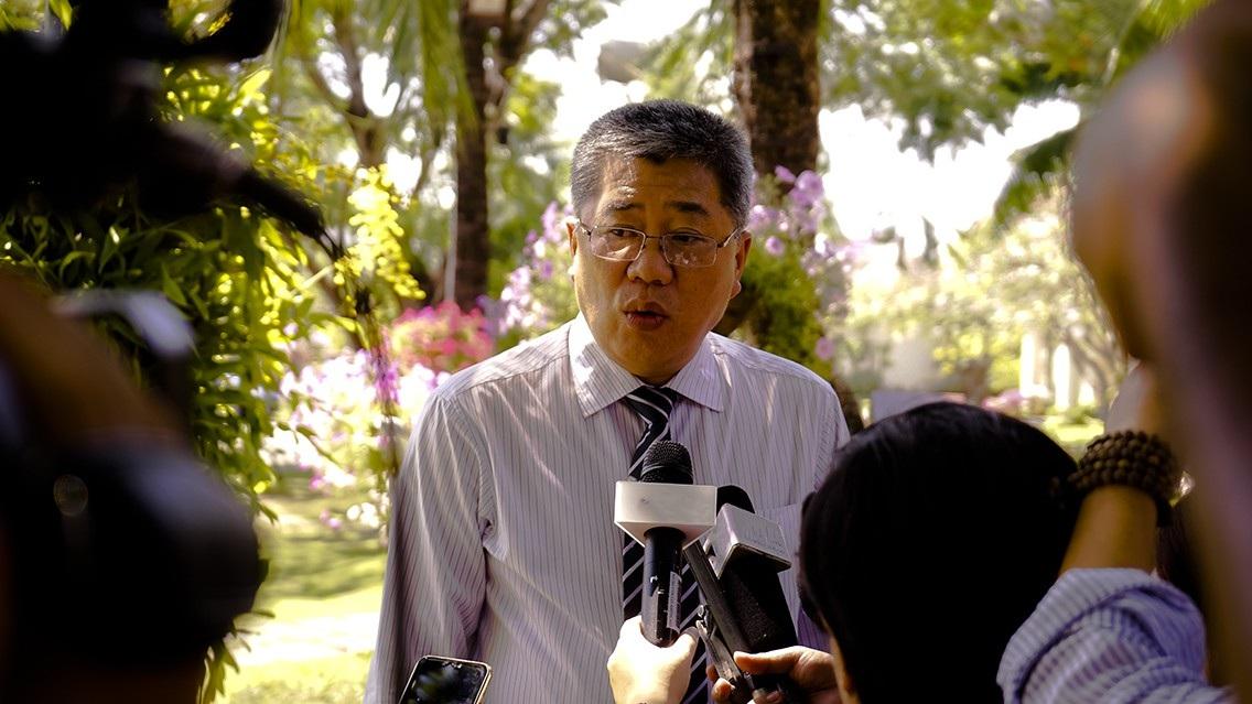 Đột nhập xưởng chế tác linh vật cho Đường hoa Nguyễn Huệ Tết Kỷ Hợi 2019 - Ảnh 2.