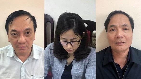 Cựu Chủ tịch BIDV Trần Bắc Hà tiếp tục bị khởi tố trong vụ làm thất thoát tài sản - Ảnh 4.