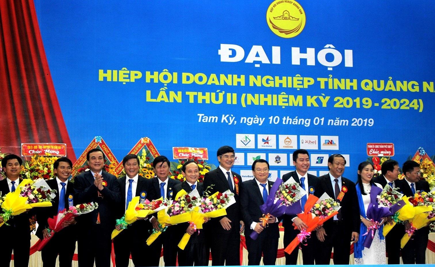 Hiệp hội doanh nghiệp tỉnh Quảng Nam quy tụ hơn 400 thành viên - Ảnh 2.