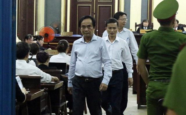 Cựu Chủ tịch BIDV Trần Bắc Hà tiếp tục bị khởi tố trong vụ làm thất thoát tài sản - Ảnh 3.