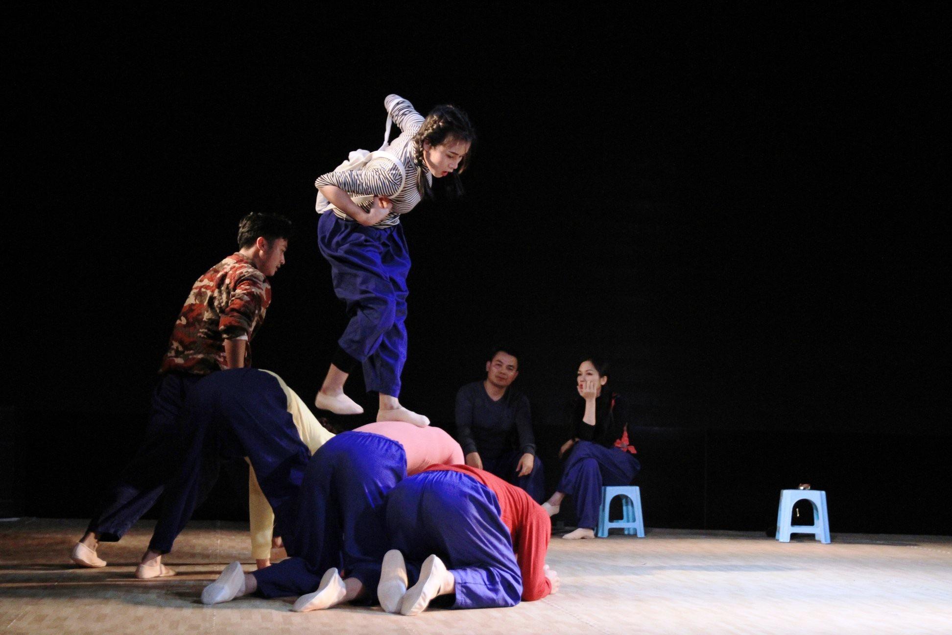 Công diễn vở kịch cuối cùng còn dang dở của NSND Anh Tú - Ảnh 3.