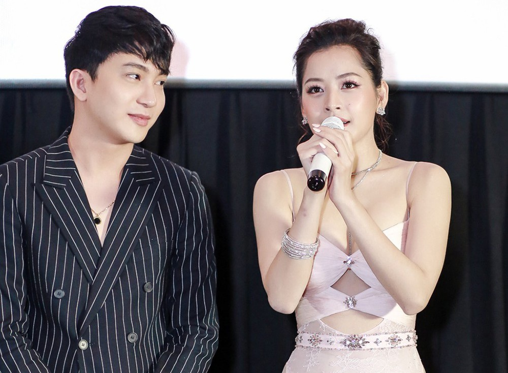 """Chi Pu và Ninh Dương Lan Ngọc gọi nhau """"vợ - chồng"""", không ngại thể hiện tình cảm trước đám đông - Ảnh 7."""