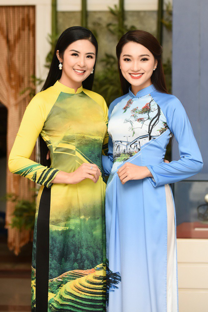 Hoa hậu Ngọc Hân nói gì về bạn gái tin đồn của cầu thủ Phan Văn Đức? - Ảnh 6.