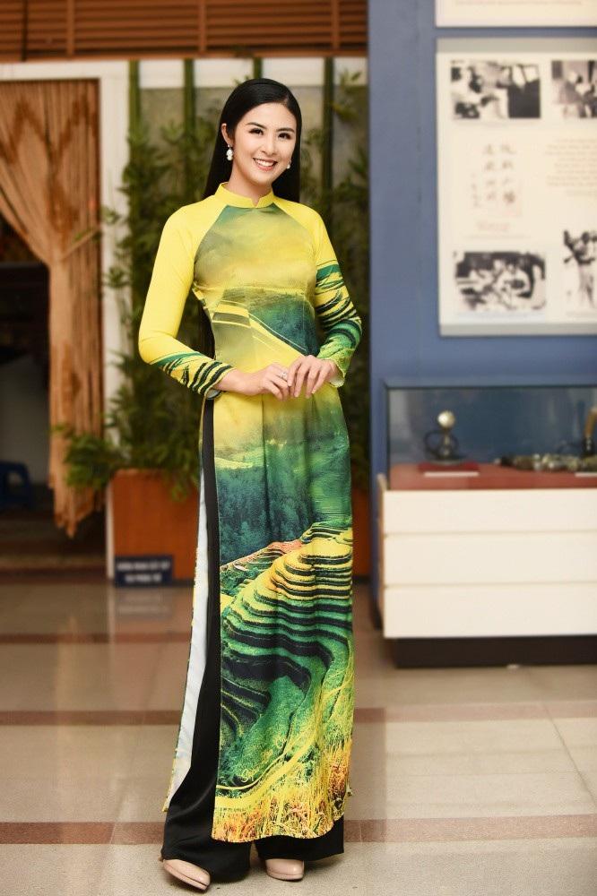 Hoa hậu Ngọc Hân nói gì về bạn gái tin đồn của cầu thủ Phan Văn Đức? - Ảnh 9.