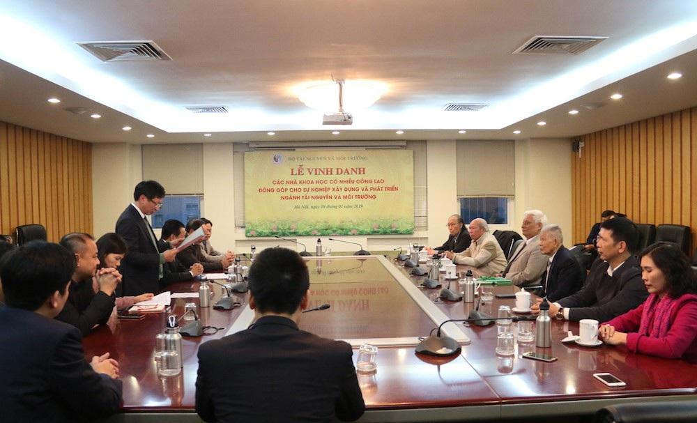 Nhân tài Đất Việt 2018: Trao giải Nhất 200 triệu đồng cho nhóm tác giả trong lĩnh vực Môi trường - Ảnh 3.