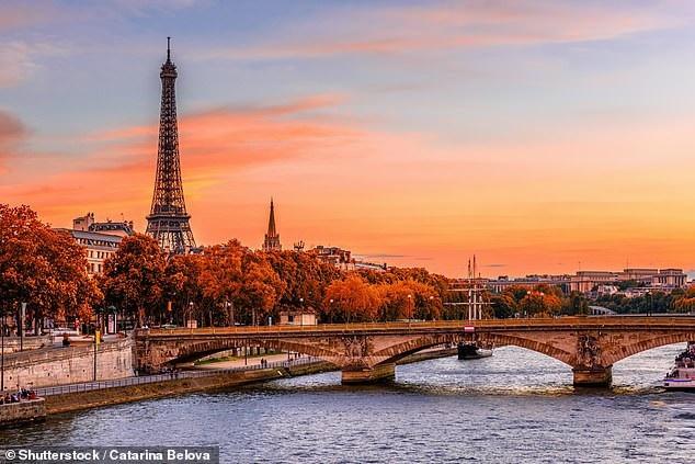 Paris là thành phố sống khỏe mạnh nhất thế giới - Ảnh 1.