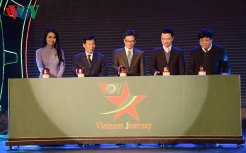 VOV chính thức phát sóng Kênh truyền hình chuyên biệt Văn hoá - Du lịch - Ảnh 1.