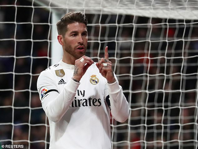 Ramos đạt cột mốc 100 bàn, Real Madrid dễ dàng đè bẹp Leganes - Ảnh 3.