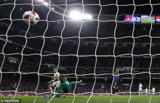 Ramos đạt cột mốc 100 bàn, Real Madrid dễ dàng đè bẹp Leganes - Ảnh 5.