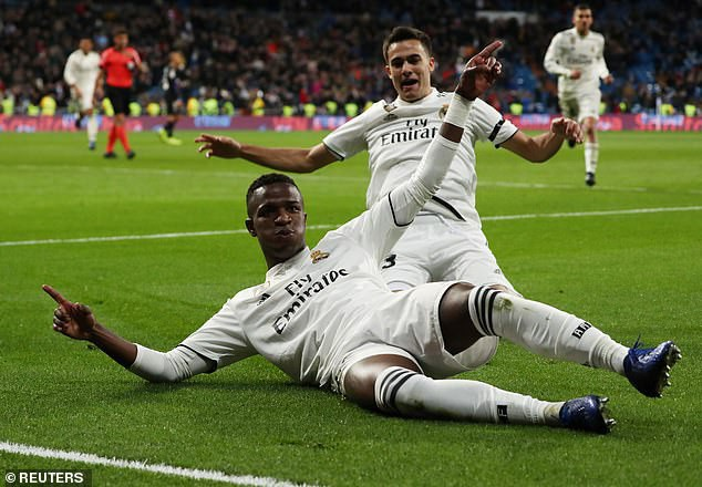 Ramos đạt cột mốc 100 bàn, Real Madrid dễ dàng đè bẹp Leganes - Ảnh 6.