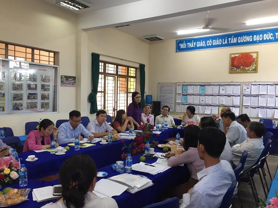 TPHCM: Giáo viên hưởng thu nhập tăng thêm gần 26 triệu đồng - Ảnh 1.