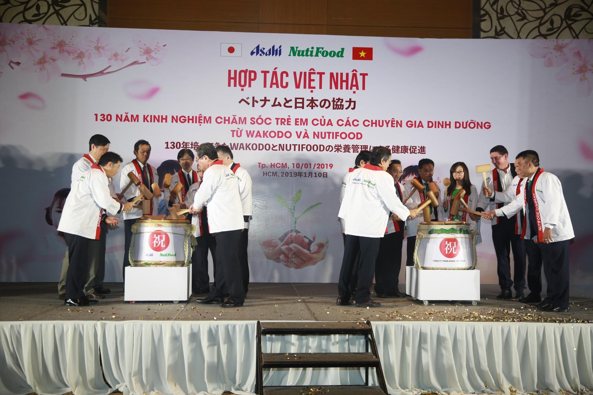 Trẻ em Việt Nam có cơ hội sử dụng sản phẩm dinh dưỡng hàng đầu Nhật Bản - Ảnh 3.