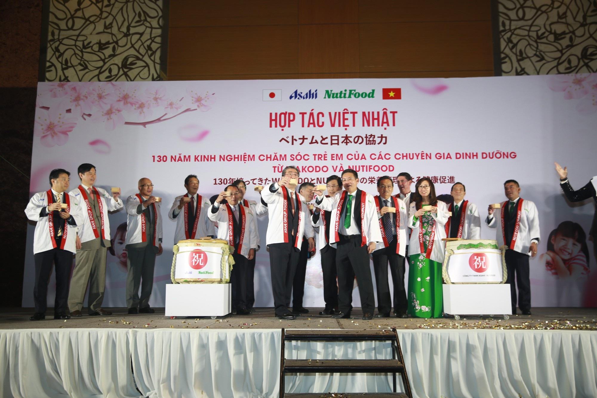 Trẻ em Việt Nam có cơ hội sử dụng sản phẩm dinh dưỡng hàng đầu Nhật Bản - Ảnh 4.