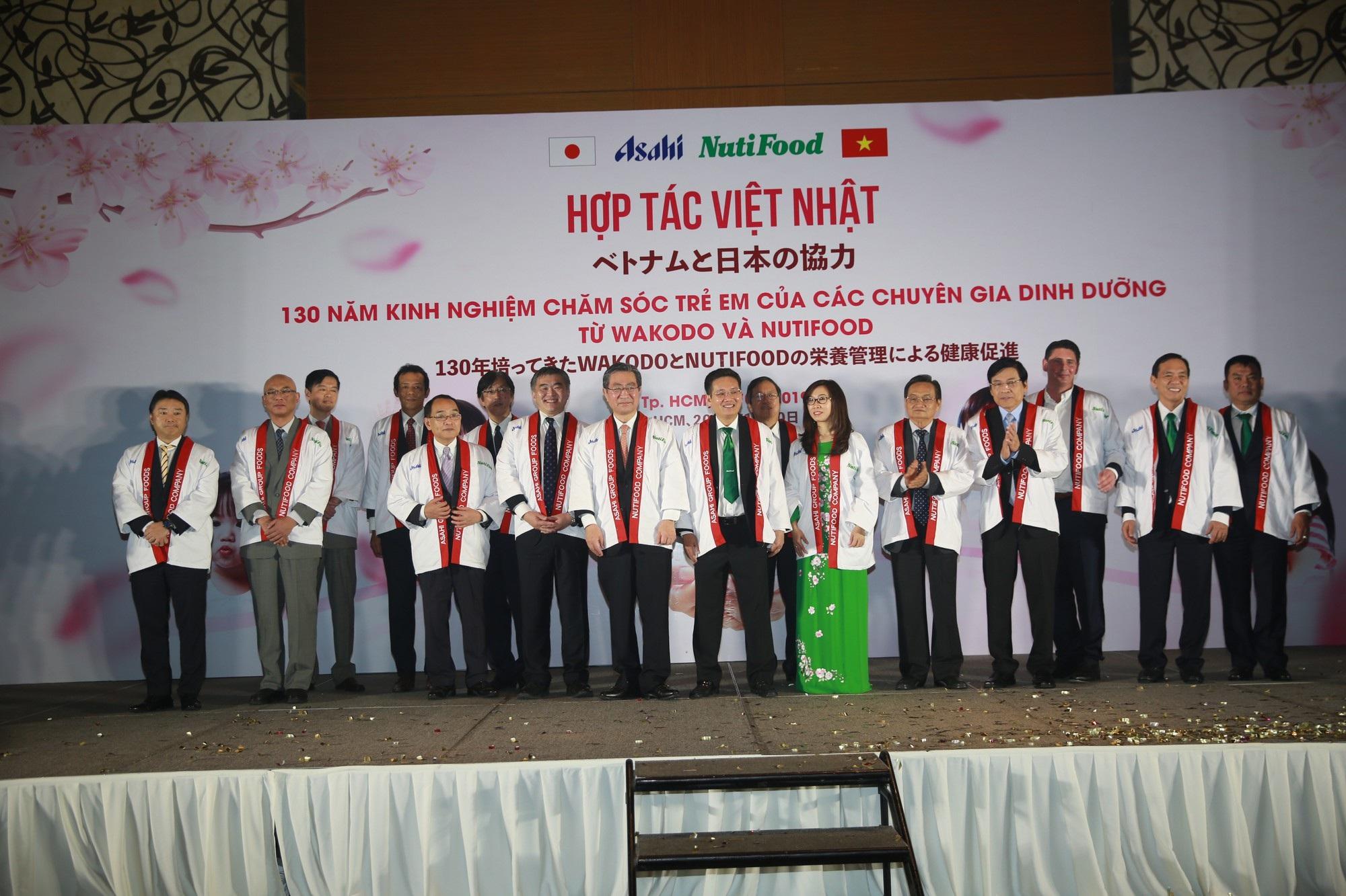 Trẻ em Việt Nam có cơ hội sử dụng sản phẩm dinh dưỡng hàng đầu Nhật Bản - Ảnh 5.