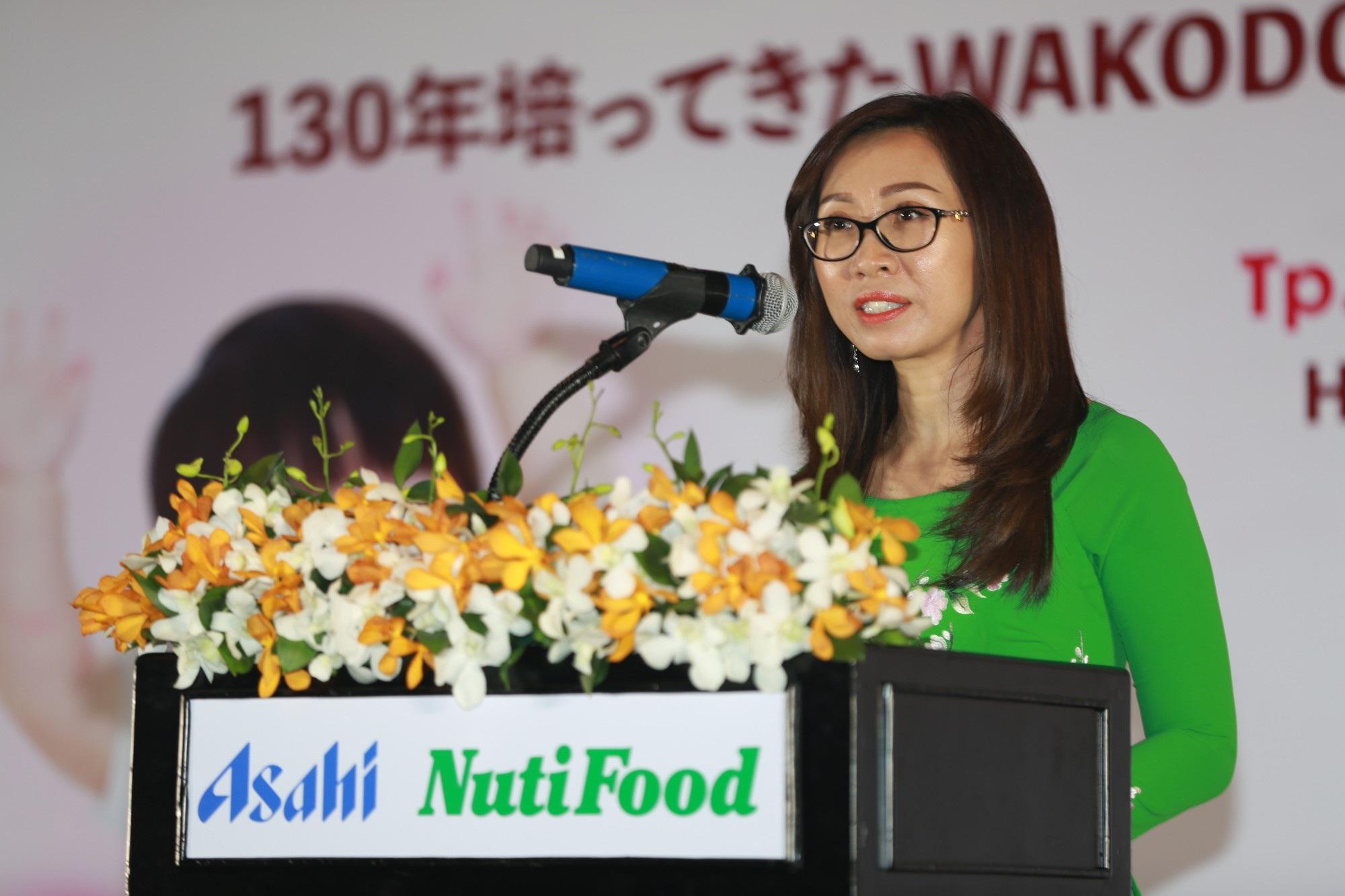 Trẻ em Việt Nam có cơ hội sử dụng sản phẩm dinh dưỡng hàng đầu Nhật Bản - Ảnh 2.